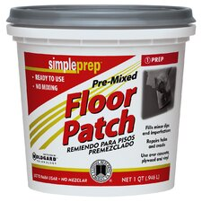Pre Mixed Floor Patch (Set of 6)