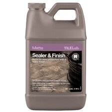 Matte Sealer and Finish 0.5 Gallon (Set of 3)