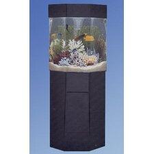 Aqua 35 Gallon Custom Pentagon Aquarium Kit