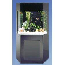 Aqua 50 Gallon Custom Shadow Box Aquarium Kit