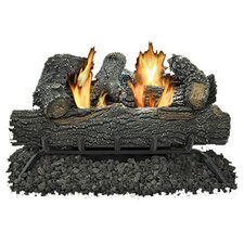 6 Piece Vent-Free Gas Log Set