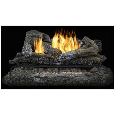 8 Piece Vent-Free Gas Log Set