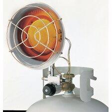 15,000 BTU Portable Propane Radiant Tank Top Heater