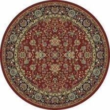 Mantra Sarouk Red Rug