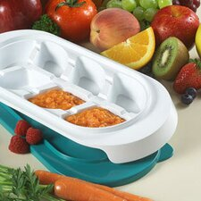 Baby Steps Freezer Trays with Lid