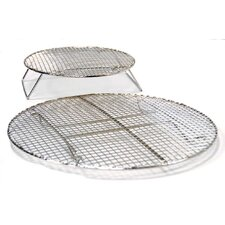 """16"""" All Grills Circular Roasting and Baking Rack Accessory"""