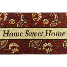 Fiesta Home Sweet Home Doormat