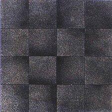 "Dynamix Vinyl Tile 12"" x 12"" Vinyl Tile in Grey Marble Cubism"