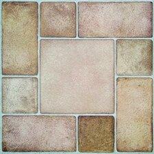 """16"""" x 16"""" Vinyl Tiles in Paramount Stone"""
