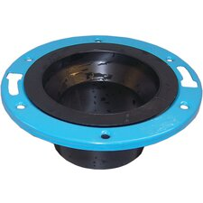 "4"" Closet Flange with Metal Ring"