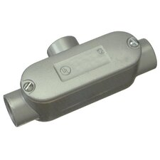 Conduit Body with Cover and Type T Gasket