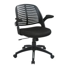 Tyler Mid-Back Task Chair with Arms