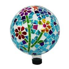 Flowers Gazing Globe