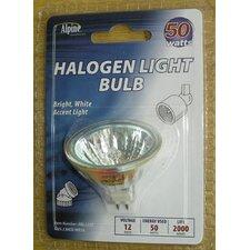 50W 12-Volt Halogen Light Bulb (Set of 3)