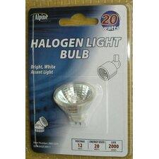 20W 12-Volt Halogen Light Bulb (Set of 4)