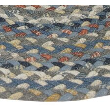 Beacon Hill Runner Blue Area Rug
