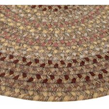 Pioneer Valley II Buckskin Octagon Outdoor Rug