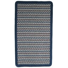 Green Mountain Lake Champlain Blue Area Rug