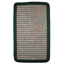 Town Crier Green Indoor/Outdoor Rug