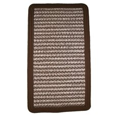 Town Crier Brown Indoor/Outdoor Rug