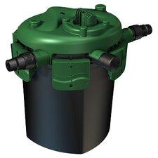 Small 1500 UV Beaded Pressure Filter With UV 26566 BP1500UV