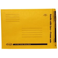 "12.52"" x 18"" Seal It Kraft Mailer"