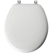 Enamel Round Toilet Seat