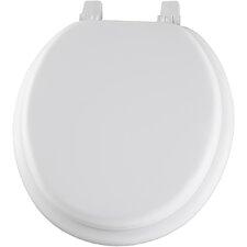 Basic Soft Round Toilet Seat