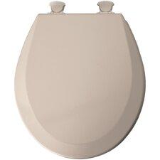 EZ Clean Round Toilet Seat