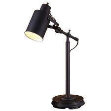 "22.5"" Table Lamp with Drum Shade"
