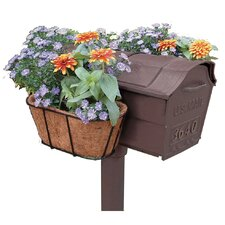 Novelty Rail Planter