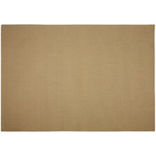 Low Country Natural Solid Indoor/Outdoor Area Rug