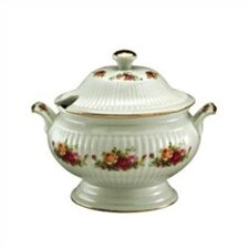 Old Country Roses 146 oz. Tureen