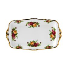 Old Country Roses Rectangular Serving Tray