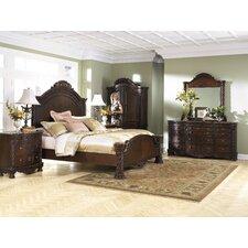 North Shore Panel Customizable Bedroom Set