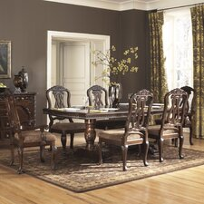 North Shore Double Pedestal Dining Table Base