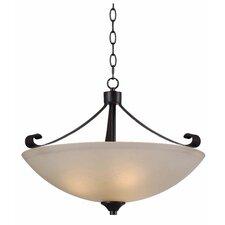 Alto 3 Light Bowl Pendant