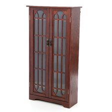 Port Augusta Window Pane Multimedia Cabinet