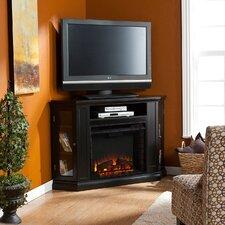 Stuart Convertible Media Electric Fireplace