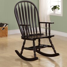 Pantego Rocking Chair with Arms