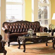 Valencia Leather Sofa