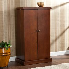 Boswell Bar Cabinet with Wine Storage