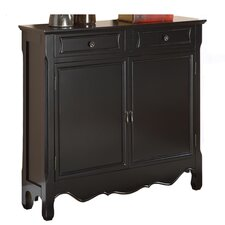Washington 2 Door 2 Drawer Cabinet
