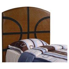 Bowdoin Basketball Twin Upholstered Headboard