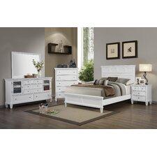 Storage Queen Panel Customizable Bedroom Set