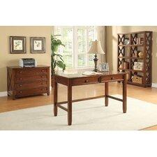 3-Piece Rectangular Desk Office Suite