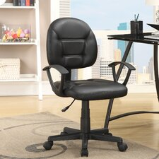Low-Back Task Chair with Arms