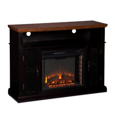Richland Media Electric Fireplace