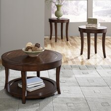Casual Living Occasional 3 Piece Coffee Table Set