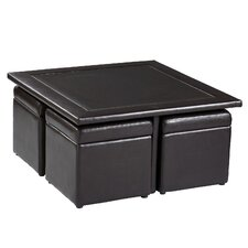 Pennington Storage Cube & Coffee Table Set
